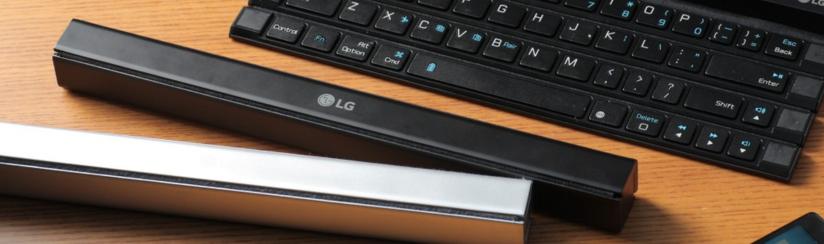 LG Rolly Keyboard 1-1200