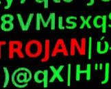 Trojan virus illustration