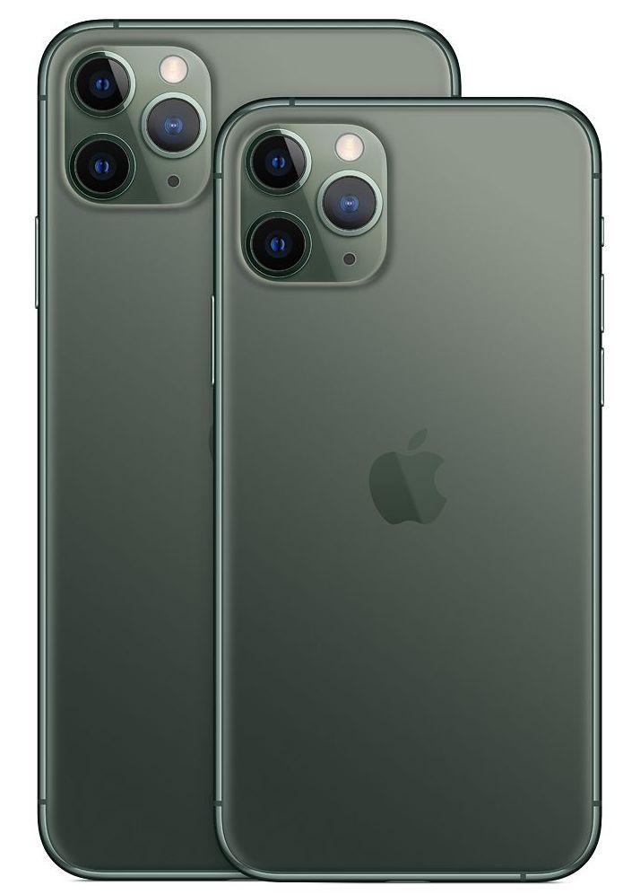 iPhone 11 Pro un Pro Max
