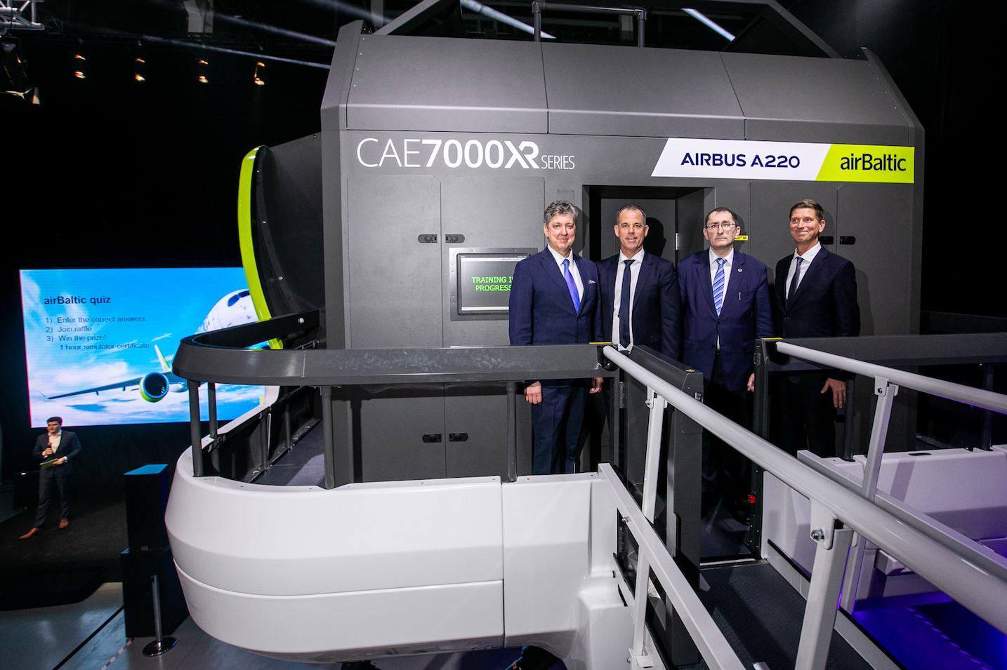 2019_12_3_airBaltic_A220_Simulator_Presentation_1
