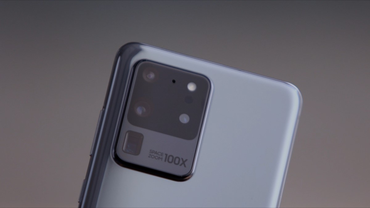 Galaxy S20 Ultra ar 10x optisko tālummaiņu un 100x digitālo tālummaiņu