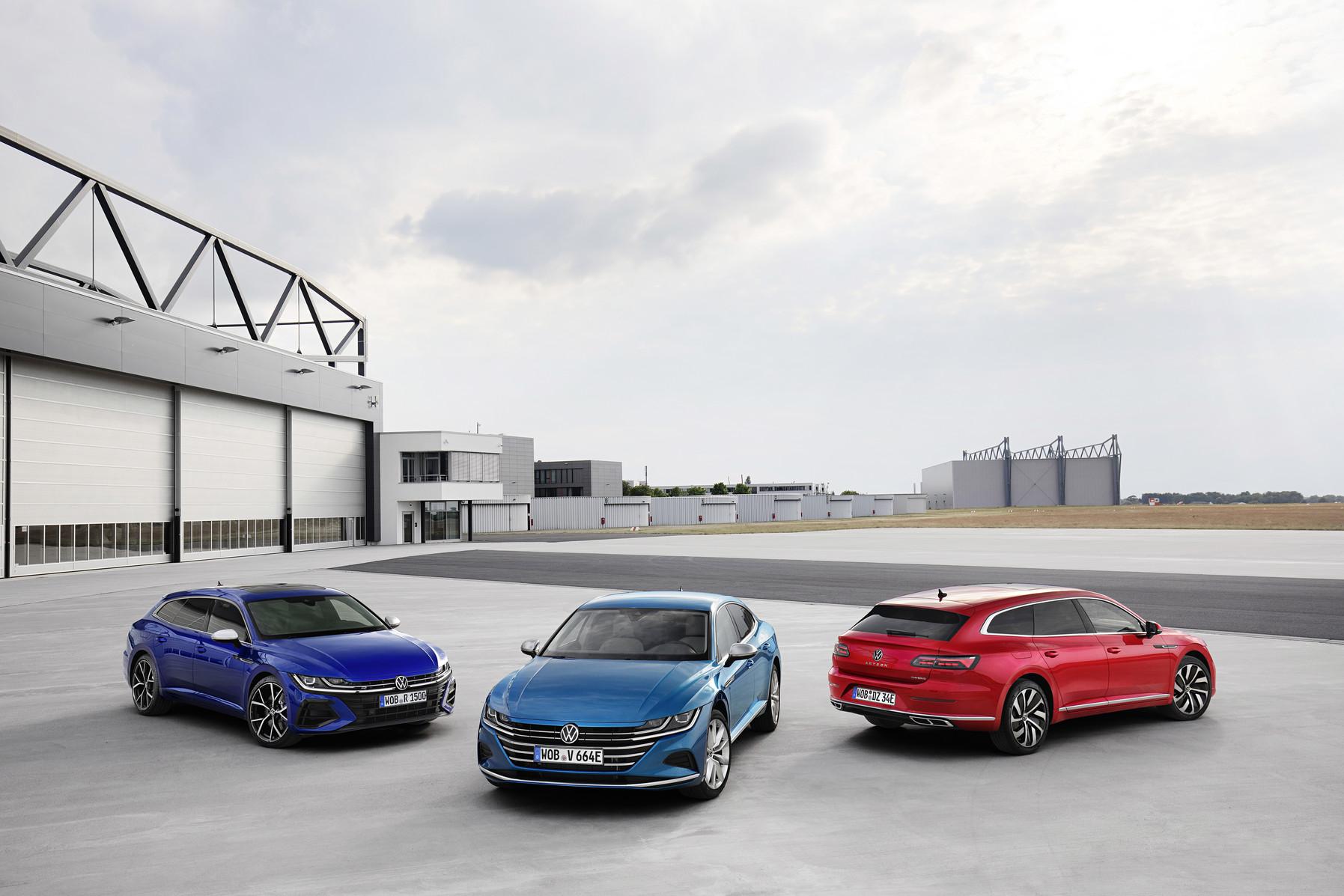 Volkswagen Arteon Shooting Brake R un Arteon eHYBRID Elegance