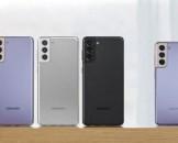 Jauna Samsung Galaxy S21 serija 1200