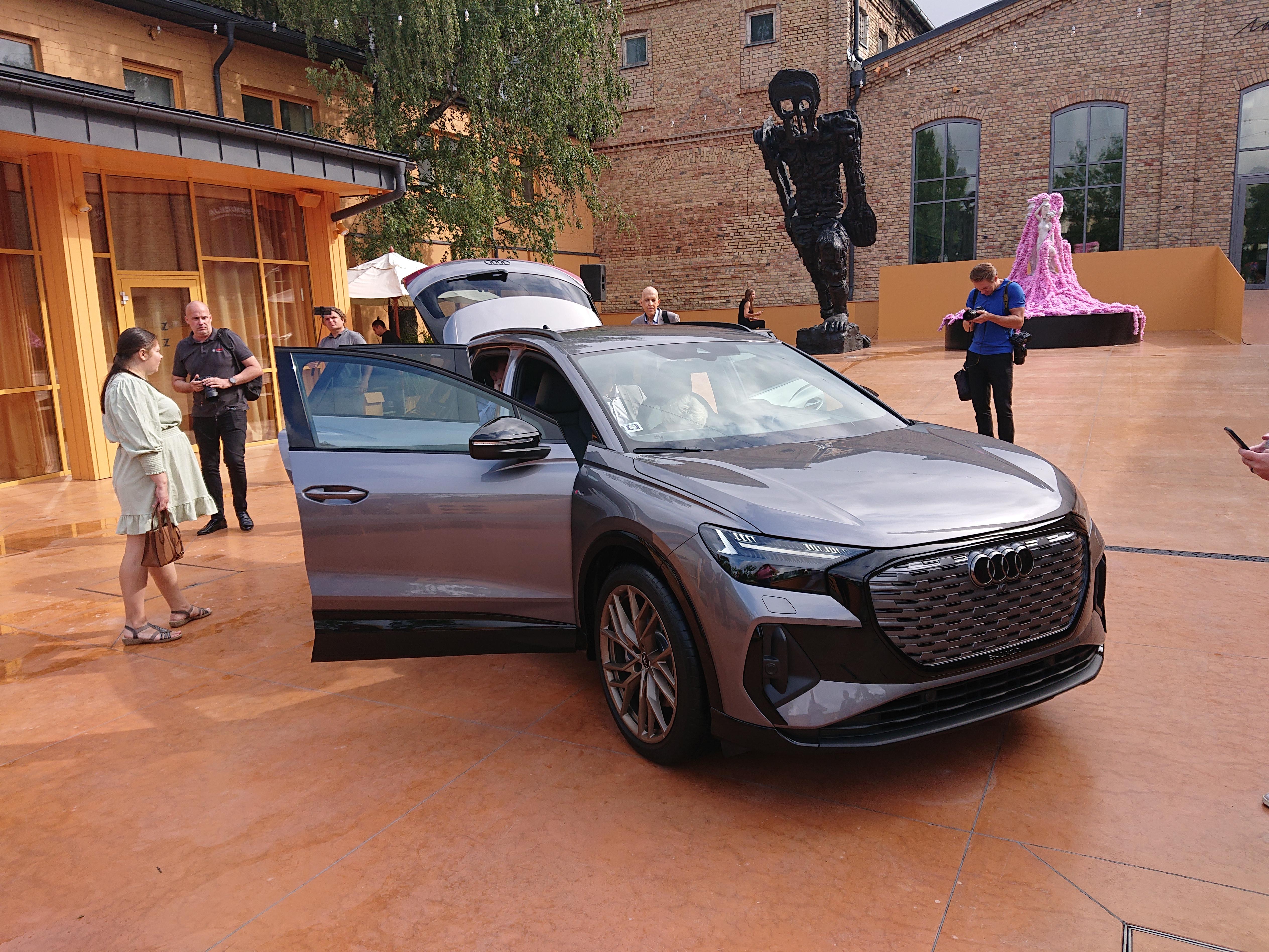 Audi Q4 40 e-tron